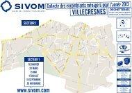 Téléchargez le plan - Ville de Villecresnes