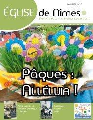 ÉGLISE de Nîmes AlléluiA ! - Diocèse de Nîmes, Uzès, Alès