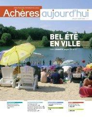 BEL ÉTÉ EN VILLE - Achères