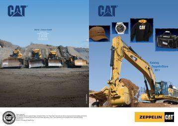 Shop-Katalog - Zeppelin Baumaschinen GmbH