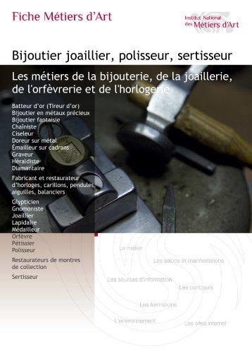 Institut de bijouterie paris