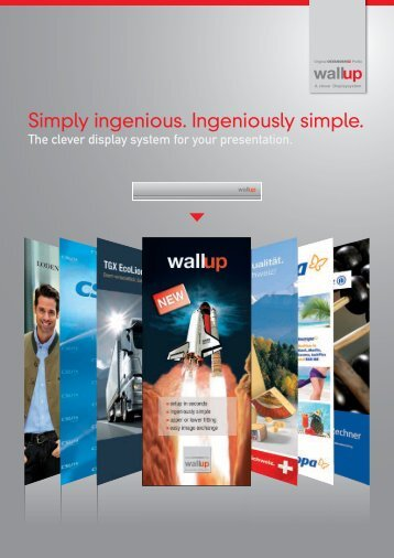 Simply ingenious. Ingeniously simple. - Wallup
