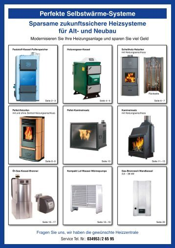 Perfekte Selbstwärme-Systeme