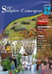 Les Floralies - Mairie de Saint Sulpice et Cameyrac