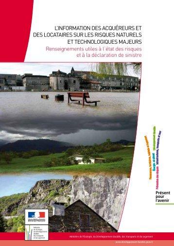 Guide IAL particuliers - 8,56 Mb - Préfecture de la Gironde