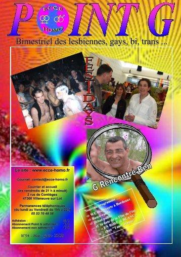 N°54 mai-juin 2008 - Ecce Homo