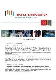 RP Textile 2 du 16 au 30 sept 2011 - UP-tex