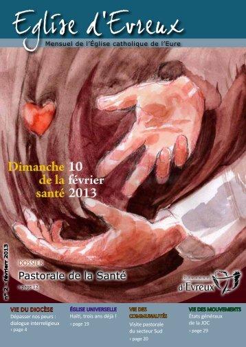 N° 2 - février 2013 - Diocèse d'Evreux