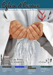 N° 4 - avril 2012 - Diocèse d'Evreux