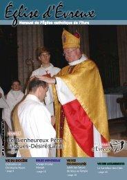 Le Bienheureux Père Jacques-Désiré Laval - Diocèse d'Evreux