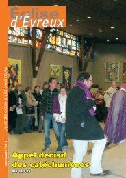 EE 07-2010.indd - Diocèse d'Evreux