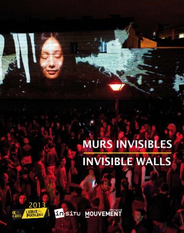 murs invisibles invisible walls - Mouvement