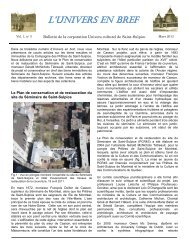 Vol. 1, no 3, mars 2013