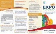 Expo concours - Ville de La Prairie