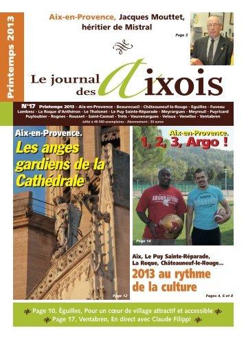 Printemps 2013 - Journal Des Aixois
