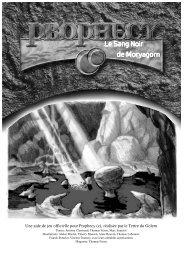 Le Sang Noir de Moryagorn - Sisan Siralis