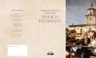 EINFACH ENTSPANNT. - Zanussi