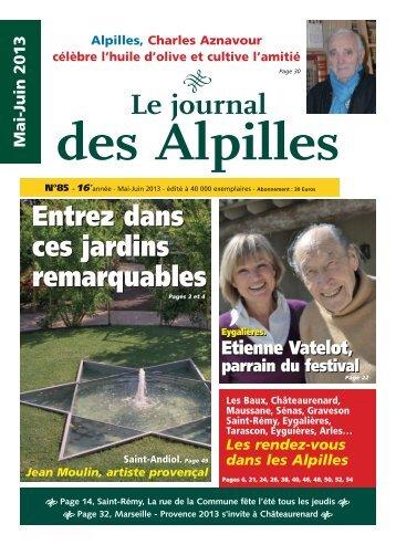 Mai-Juin 2013 - Journal Des Aixois