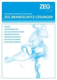 ZEG Brandschutzlösungen 2011 - ZEG Zentraleinkauf Holz und ...