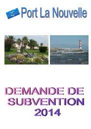 fiche 1 - presentation de votre association - Port la Nouvelle