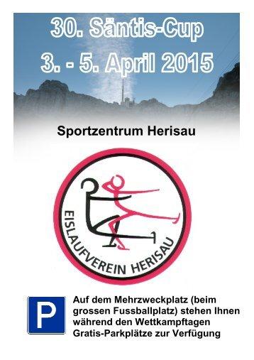 30. Internationaler Säntiscup 2015