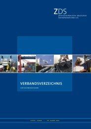 HAMBURG - Zentralverband der deutschen Seehafenbetriebe eV