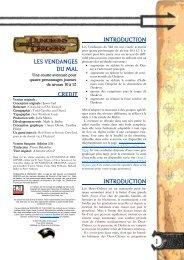 Les Vendanges du Mal.pub - JdRP