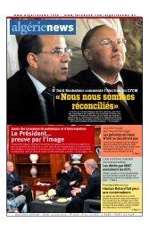 Fr-13-06-2013 - Algérie news quotidien national d'information