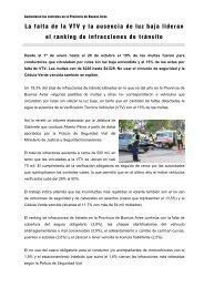 Aumentaron los controles en la Provincia de Buenos Aires