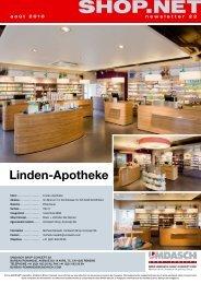 LindendApotheke - Umdasch Shopfitting