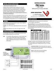 Installation Instructions Hawkeye 8035/8036 MODBUS ENERGY