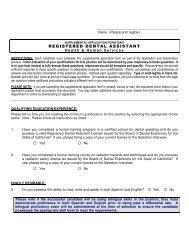 REGISTERED DENTAL ASSISTANT - JobAps