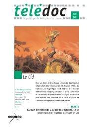 Le Cid - CNDP