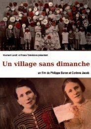 Un village sans dimanche - Vivement Lundi