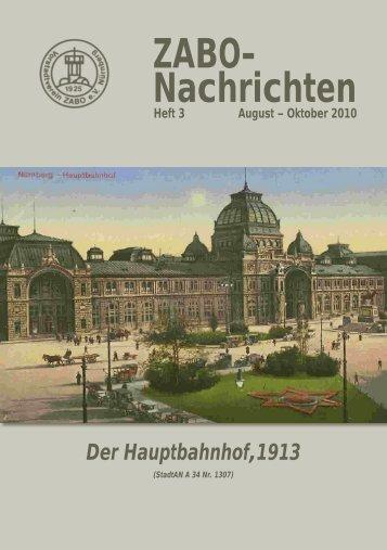 Heft 03-2010 - Vorstadtverein Zabo