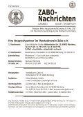 Heft 03-2010 - Vorstadtverein Zabo - Seite 3