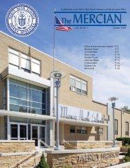 October 2008 Mercian - Mercy High School