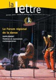 La Lettre n°15 - Arcade Provence-Alpes-Côte d'Azur - Arcade PACA