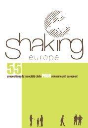 Shaking Europe - 2010 - 55 propositions de la société civile ... - FGF