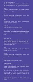 Upscale Catering Guide - Page 4