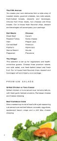 Upscale Catering Guide - Page 7