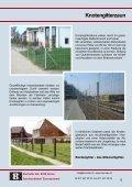Zäune - Bachofer AG - Seite 5