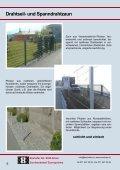 Zäune - Bachofer AG - Seite 6