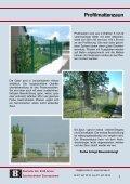 Zäune - Bachofer AG - Seite 7