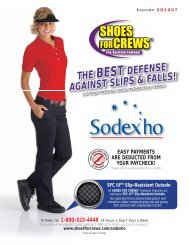 Safety Shoes - I am Sodexo