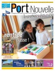 magazine 44 - Port la Nouvelle