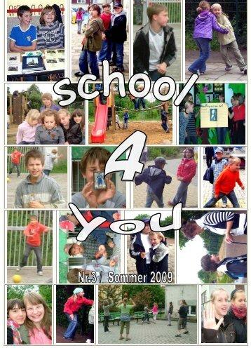 Schülerzeitung 2 / 2009 als pdf-Datei - Evangelische Grundschule ...