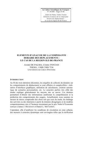 """""""Consommateur - citoyen"""" réalisée par le Cabinet Marc - afitl - CNRS"""