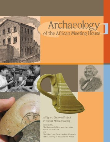 African Meeting House Public Archaeology Booklet (4 ... - Fiske Center