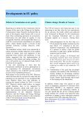 Newsletter 11 - March 2011 - EFCA - Page 3